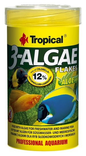 3-algae flakes 100 ml