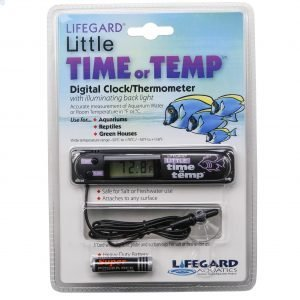 Lifegard Little Time Or Temp Thermometer